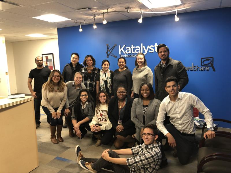 Katalyst-best workplaces chicago 2019