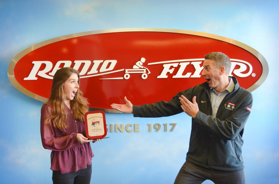 Radio Flyer-best workplaces chicago 2019