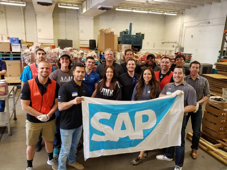 SAP America-best workplaces chicago 2019