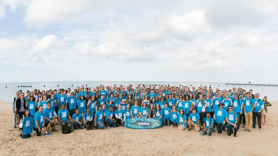 Solstice-best workplaces chicago 2019
